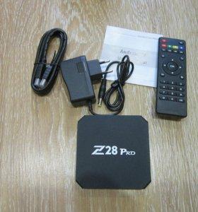 Приставка тв Smart tv box z28 pro 2Гб/16Гб новая