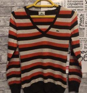 Женский пуловер Lacoste