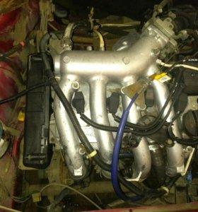 Двигатель на ВАЗ 16к