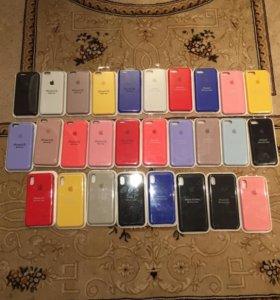 Оригинальные чехлы на айфон 6,6s,6+,7,7+8,8+,X,Xs
