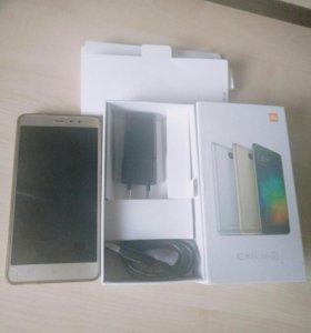 Xiaomi note 3 gold