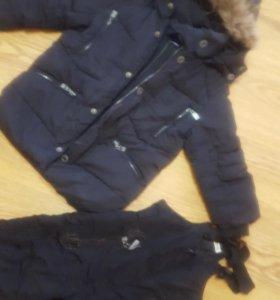 Зимний костюм гулливер