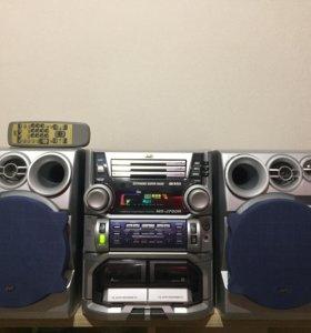 Музыкальный центр JVC MX-J750R