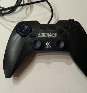 Gamepad Logitech Wingman G-UE3