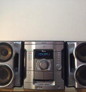 Музыкальный центр Sony MHC-AG220