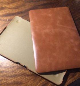 Чехол case Macbook Air 11 кожа leather
