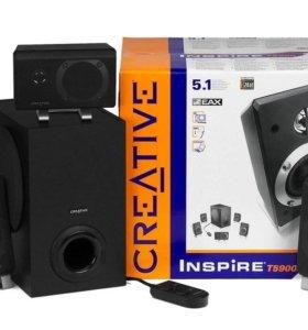 Creative Inspire T5900 колонки 5.1