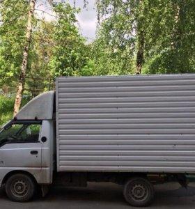 Переезды, перевозки Москва и м.о.