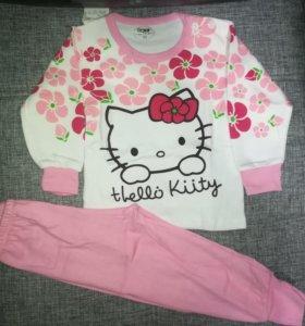 Пижама 80-90
