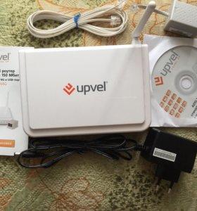 Wi-Fi роутер UPVEL UR-344AN4G