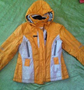 Куртка детская лыжная