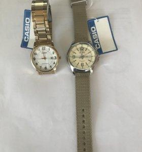Часы CASIO новые