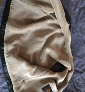 Куртка экокожа мужская
