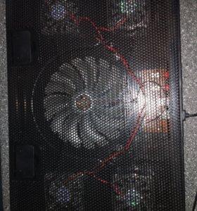 Подставка для ноутбука охлаждающая