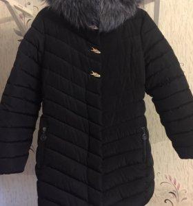 Зимнее пальто р 48-50