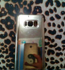 Чехол(бампер) на Samsung s8