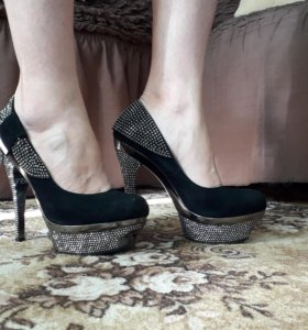 Туфли, ботельоны