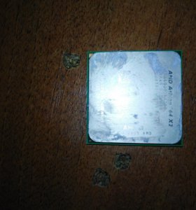 Amd athlon 64 x2 (сломаны пины)