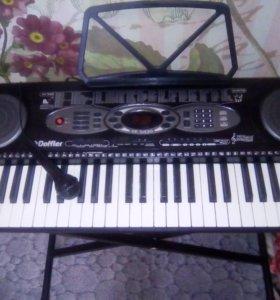 Электронный синтезатор Doffler KE 5430