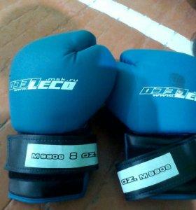 Перчатки боксёрские 8 унц