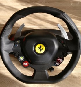 Руль игровой Thrustmaster Ferrari