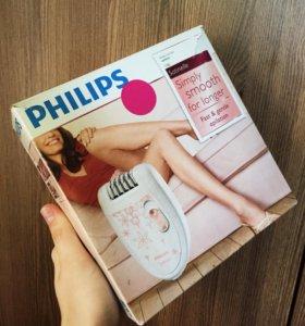 Эпилятор электрический PHILIPS