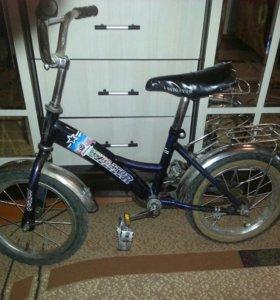 Велосипед.4-6 лет