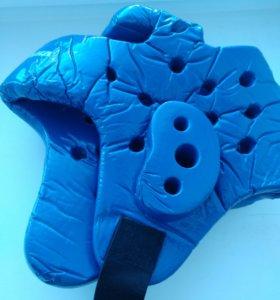 Шлем для занятий тхэквондо