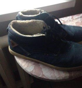 Ботинки р42