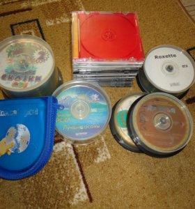 Огромный выбор CD дисков