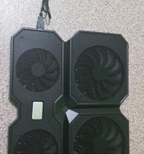 Подставка для ноутбука DEEPCOOL MultiCore X6