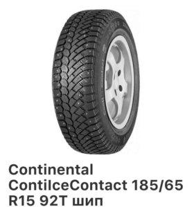 Колеса. Шины Континенталь conti Ice Contact T XL