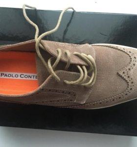 Полуботинки мужские Paolo Conte