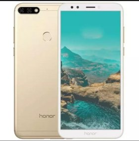 Honor7a pro