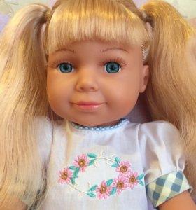 Испанская кукла реборн девочка Паола