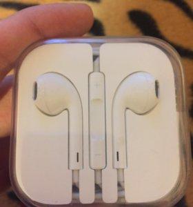 Наушники iPhone 6,6s