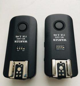 Синхронизаторы для вспышки