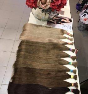 Срезы волос