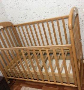 Детская кроватка Италия