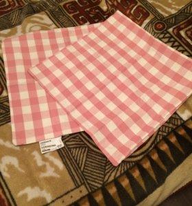 Наволочки на подушки декоративные 50*50 см