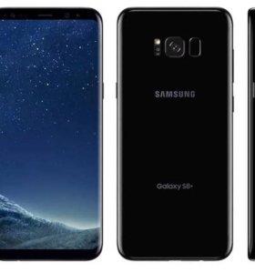 Samsung galaxy S8 plus 6/128