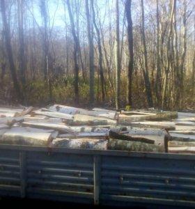 Продаются колотые дрова береза,осина,ольха
