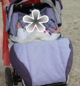 Детская прогулочная коляска Jetem Prism