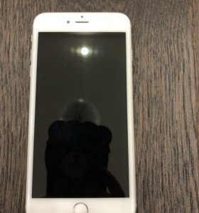 iPhone 6 s plus 128 gb silver