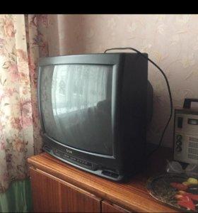 Телевизор цветной фунай