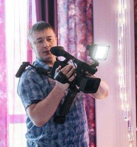 Видеосъёмка.Фотосъёмка