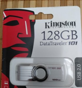 kingston 128GB data trraveler 101