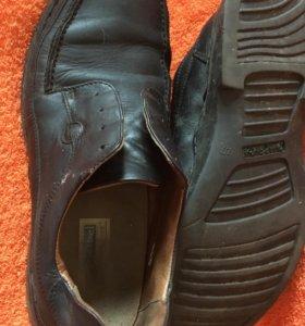 Ботинки кожа 47