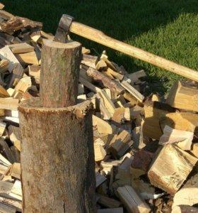 Расколка дров