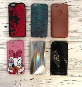 Чехлы iPhone 6s